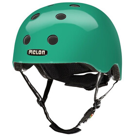 Melon Urban Active Rainbow Fahrradhelm Green